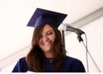 Valedictory Address by Ashley Callister ('09)