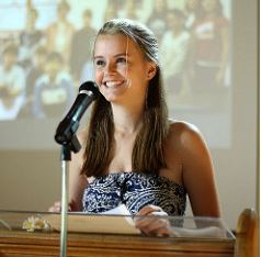 Roos Schut ('09) on IPS and High School