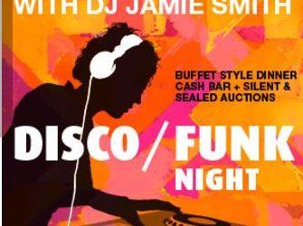 70's Disco Funk Night ~ November 19th