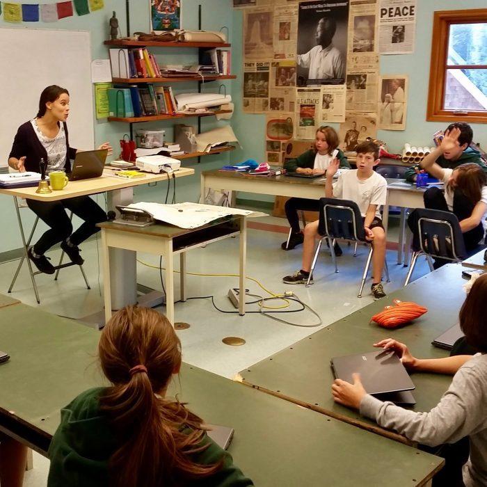 island pacific school, independent school