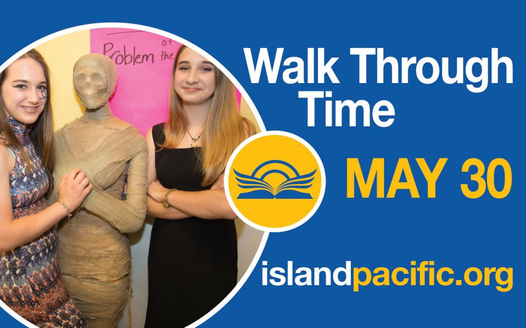 IPS Open House: 'Walk Through Time' Showcases Arts, Individuals & Societies Wed, May 30th