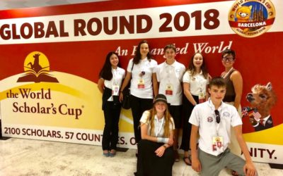 IPS students travel to Barcelona to compete in World Scholar's Cup