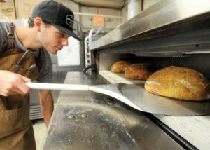 Phil baking