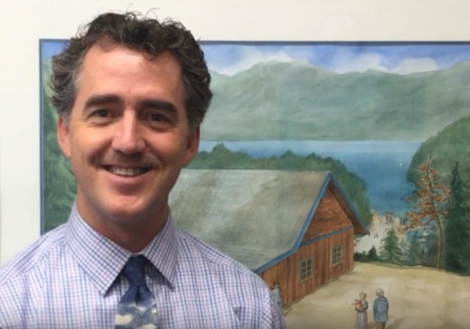 An interview with Scott Herrington, Head of School
