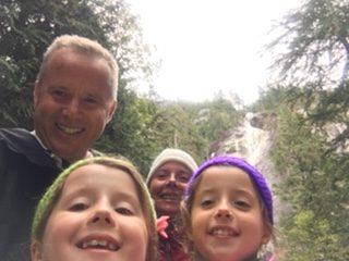 Ian massender and family