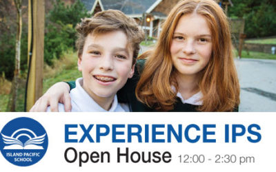 Experience IPS Open House Wednesday, April 24, 2019