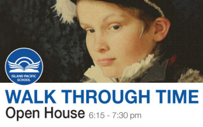 IPS Open House: Walk Through Time Showcases Arts, Individuals & Societies Wed., May 29th