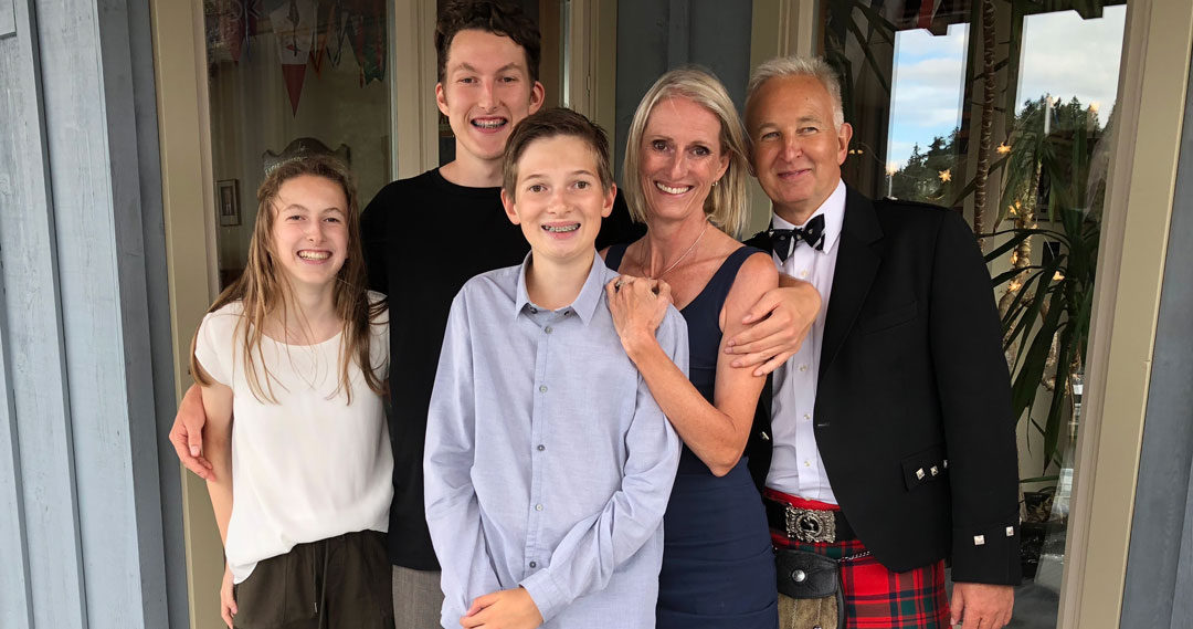 Clarke Family Focus