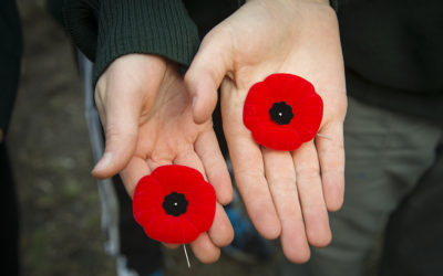 Student Led Remembrance Day Assembly: Why do we remember?