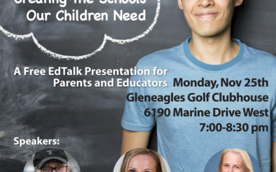 Education Reimagined: Ed Talk with IPS Founder, Dr. Ted Spear November 25, 2019