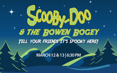Mainstage 2020: Scooby Doo and the Bowen Bogey